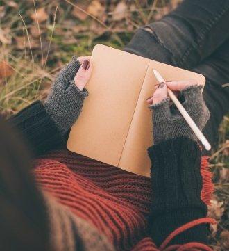 escribir pasto